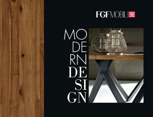 FGF MOBILI Modern…Il pregio del legno massello