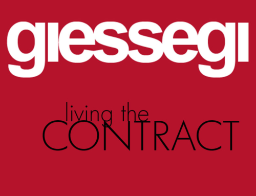 living the CONTRACT giessegi