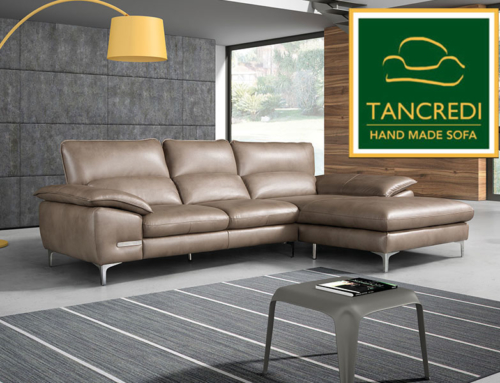 TANCREDI – HAND MADE SOFA