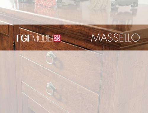 FGF MOBILI Classic Legno massello…un valore!