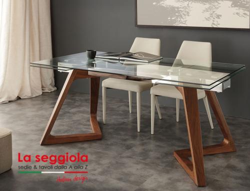 LA SEGGIOLA…sedie & tavoli dalla A alla Z