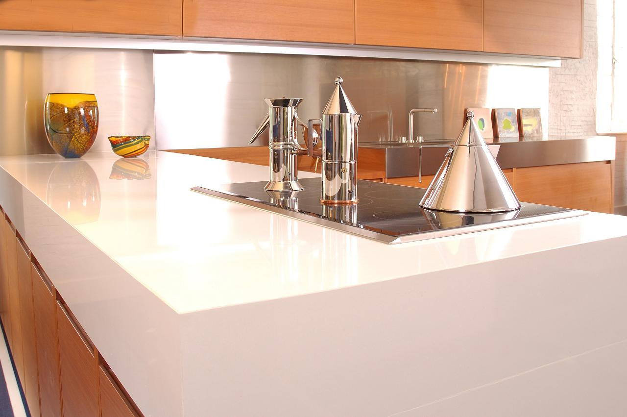 ILEXA Piano cucina in Agglomerato di Quarzo – Mobili Filomia