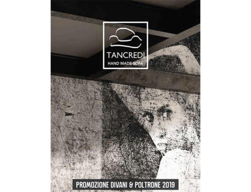 PROMOZIONI DIVANI & POLTRONE 2019 by TANCREDI